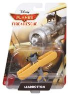 Disney Pixar Planes Fire & Rescue Diecast Plane - Leadbottom